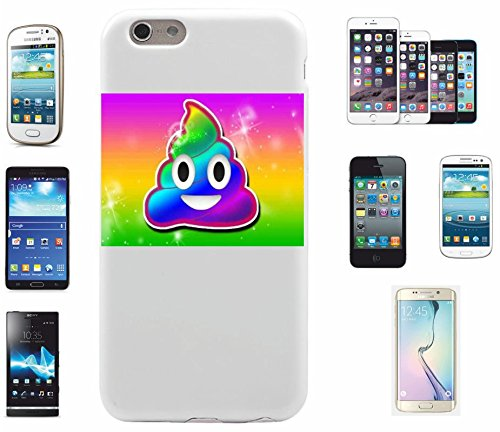 """Smartphone Case Apple IPhone 7+ Plus """"Hippi Kothaufen im Retro Style"""", der wohl schönste Smartphone Schutz aller Zeiten."""