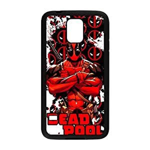 Dead Pool White Phone for Samsung Galaxy S5