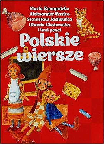 Polskie Wiersze Amazoncouk Stanislaw Jachowicz