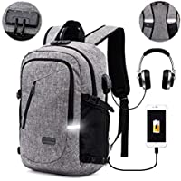 May&#39s Urban Travel Backpack with USB Charging