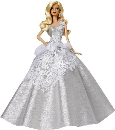 Carlton Heirloom Series Ornament 2013 Holiday Barbie
