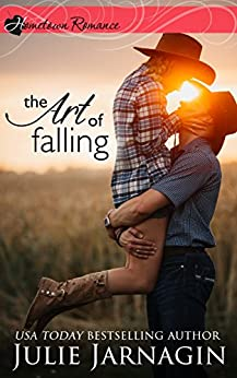 The Art of Falling: inspirational romance (Taste of Texas Book 1) by [Jarnagin, Julie]