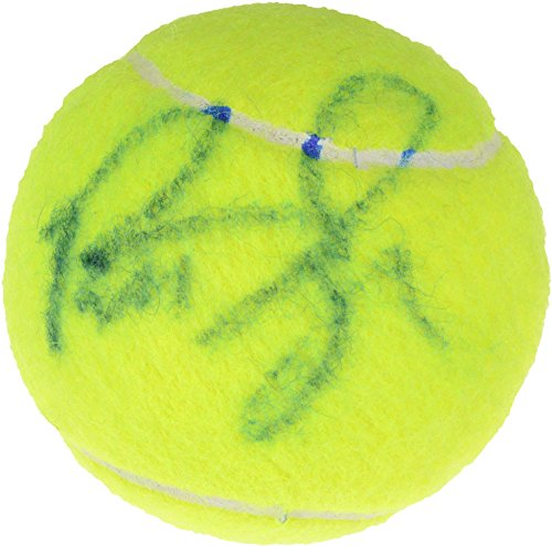 Pete Sampras Autographed Wilson US Open Tennis Ball - Signed in Blue Ink - Fanatics Authentic Certified