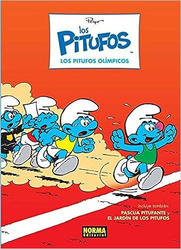 Los Pitufos 12. Los Pitufos Olímpicos INFANTIL Y JUVENIL - 9788467913453: Amazon.es: Peyo e Y Delporte: Libros