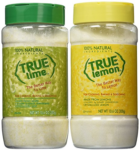 True Lemon & True Lime Shaker 10.6oz each