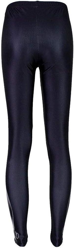 huateng Leggings para Mujer Leggings Hippie Gótico Flaco Pantalones Casuales Medias De Gato Medias: Amazon.es: Ropa y accesorios