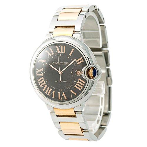 - Cartier Ballon Bleu Automatic-self-Wind Male Watch W6920032 (Certified Pre-Owned)