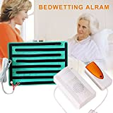 Zinnor Bedwetting Alarm for Deep Sleepers with Loud Sound and Strong Vibration for Boys, Girls, Old man, Adults Bed Wetting Alarm With Sensor