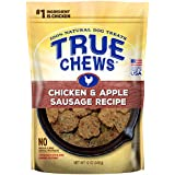 Tyson Pet Products True Chews Chicken and Apple Sausage Recipe 12oz, Pack of 1
