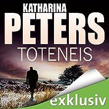 Toteneis (Hannah Jakobs 5) Hörbuch von Katharina Peters Gesprochen von: Elke Appelt