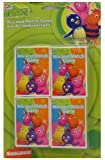 : Backyardigans Mix and Match Game Favors (4ct)