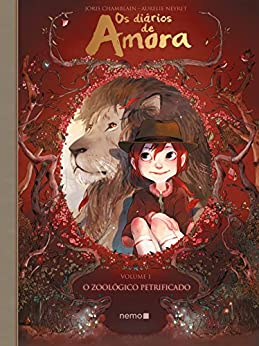 Os diários de Amora: Volume 1 por [Chamblain, Joris, Neyret, Aurélie]