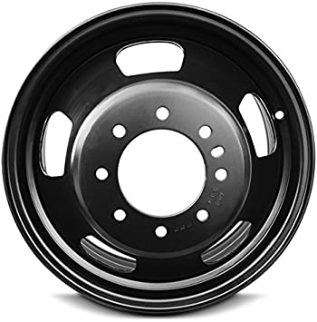 IWS Auto Car Wheel For 16 Inch New Steel Wheel Rim 1994-1999 Dodge Ram 3500 Van Dually DRW