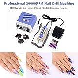 Makartt Nail Drill Electric Nail File Machine JD700