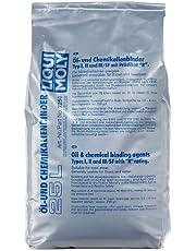 Liqui Moly P000549 MOLY 7250 olie- en chemicaliënbindmiddel, 25 l