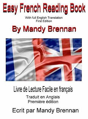 Amazon Com Easy French Reading Book Livre De Lecture