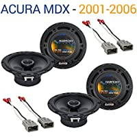 Acura MDX 2001-2006 Factory Speaker Replacement Harmony (2) R65 Package New
