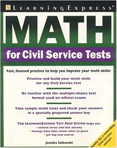 Math for civil service tests learningexpress llc editors math for civil service tests 1st edition fandeluxe Choice Image