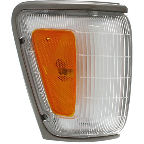 1990 90 Toyota Pickup Truck (Diften 116-A2739-X01 - New Corner Lights Parking Side Marker Lamps Set of 2 Left & Right Truck Pair)