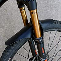 MTB Front Mudguard RideGuard PF1 Enduro Guard Mountain Bike Fender UK Made.