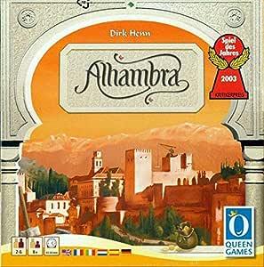 Devir Alhambra - Juego de Mesa en Castellano