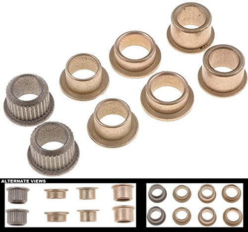 (APDTY 49485 Door Hinge Bushing Assortment - 4 Sizes)