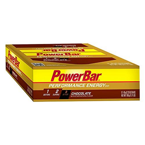 Powerbar Food Performance Chocolate (Box of 12)
