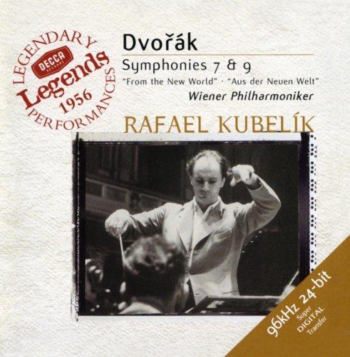 dvorak symphonies kubelik - 6