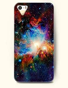 Phone Case For iPhone 5 5S Wonderful Stars Heaven - Hard Back Plastic Case / Oil Painting / SevenArc Authentic