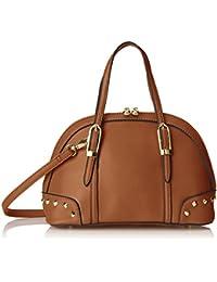 Irina Mini Studded Satchel Shoulder Bag