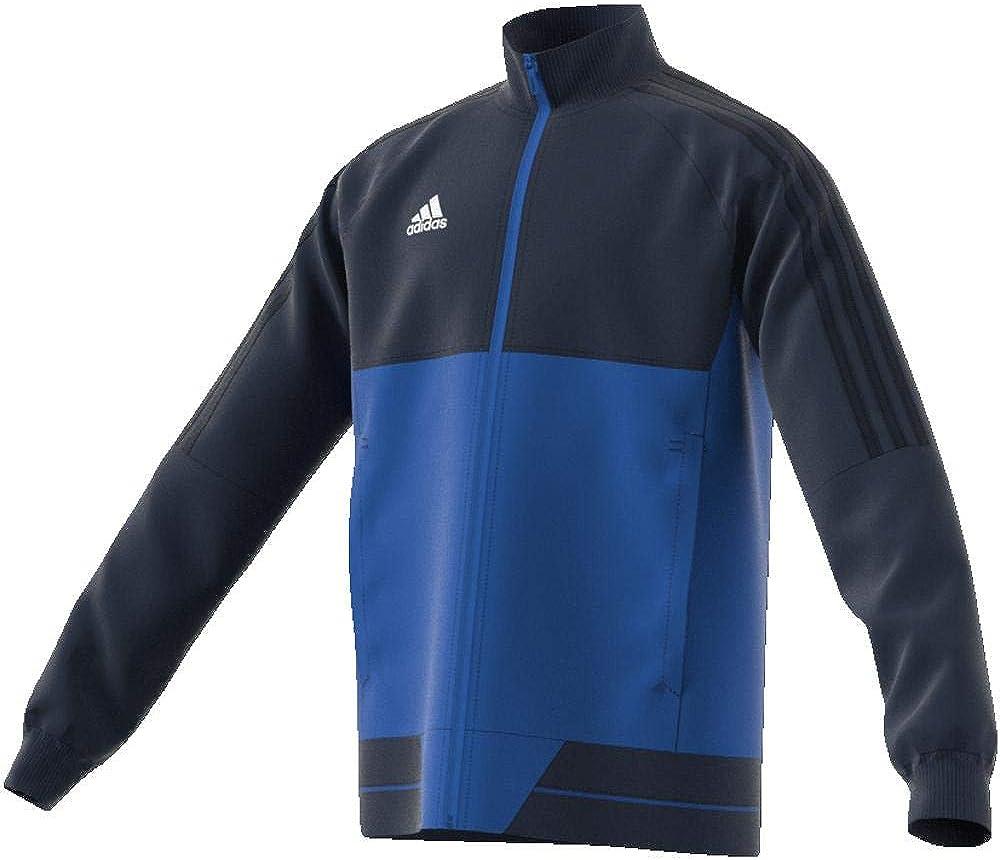 adidas Tiro 17 PES Jacket Youth Chaqueta, Niños: Amazon.es: Ropa y ...