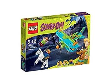 LEGO Aventuras el avión del misterio multicolor