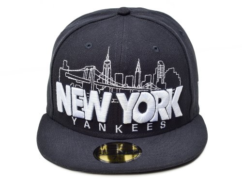 new york city fitted hat - 8