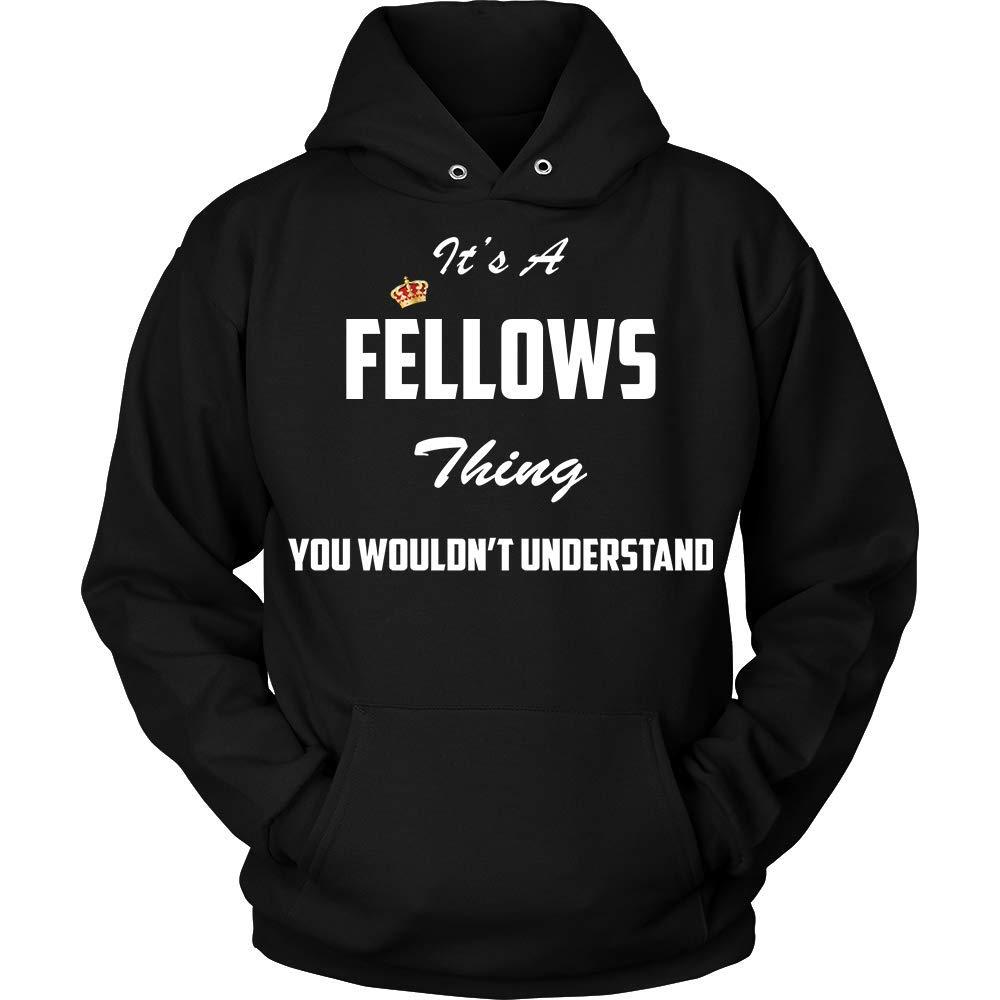 baken Its A Fellows Thing You Wouldnt Understand Hoodie Shirt Black