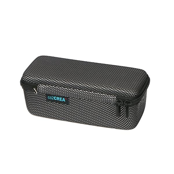 Étui de Voyage Rigide Housse Case pour Anker SoundCore Boost 20W Enceinte Bluetooth Portable par co2CREA 5