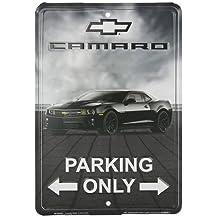Camaro Parking Only 8 X 12 Metal Parking Sign