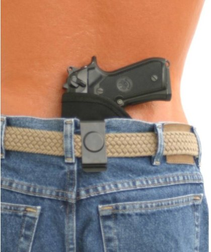 Concealed In the Pants/waistband Holster Fits Glock 17,19,20,21,22,23,25,26,27,28,29,30,31,32,33,36,38,39 by Protech