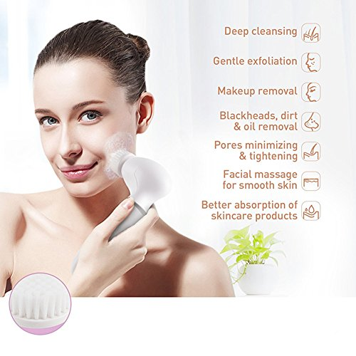 Buy face and body cleansing brush
