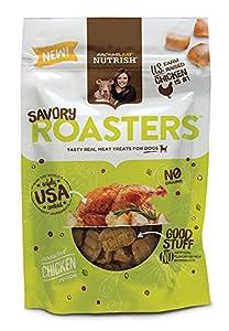 Rachael Ray Nutrish Savory Roasters Dog Treats, Roasted Chicken Recipe, 3 oz