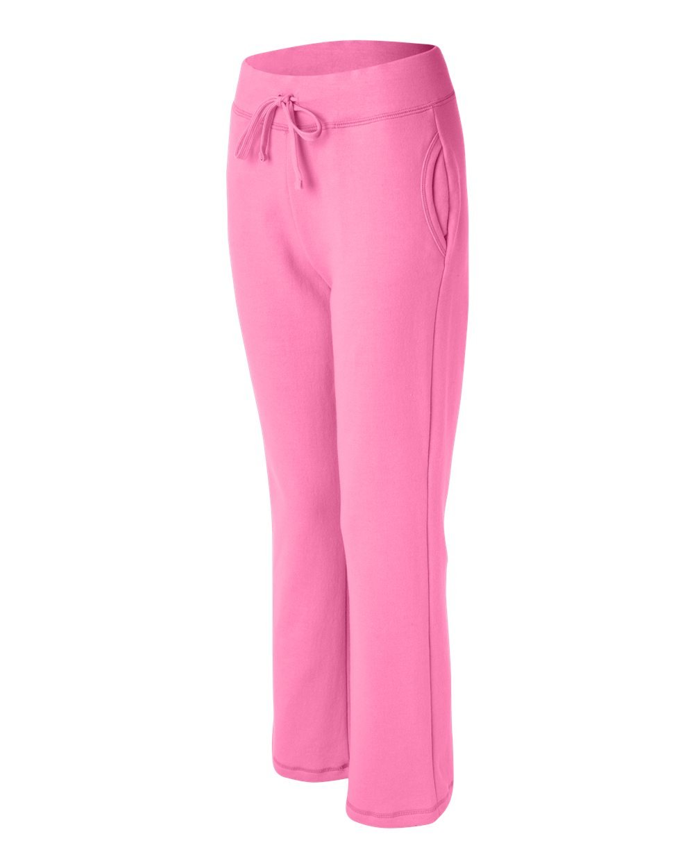Joe's USA Ladies Soft and Cozy Yoga Style Open Bottom Sweatpants in 8 Colors Sizes S-2XL