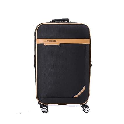 5dd45c535ddb Amazon.com: Suitcase for Travel Casual Fashion Durable Lightweight ...