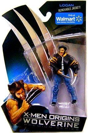 XMen Origins Wolverine Premium Series 3 3 4  Logan