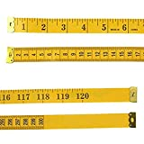 Akak Store 300cm /120 Inch Double-scale Soft Tape