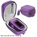Best Pulse Oximeters - Protective and Carrying Case for Fingertip Pulse Oximeter Review