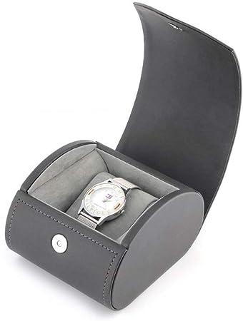 Jaylaka - Estuche para Reloj de Viaje, Organizador de Relojes, Funda de Piel sintética, Rollo de Almacenamiento de Reloj, Caja de joyería: Amazon.es: Hogar
