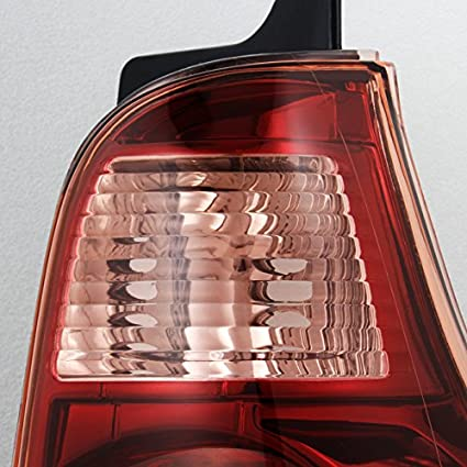 For Toyota 4Runner SUV Red Amber Rear Tail Light Brake Lamp Brake Light Driver Left Side Replacement