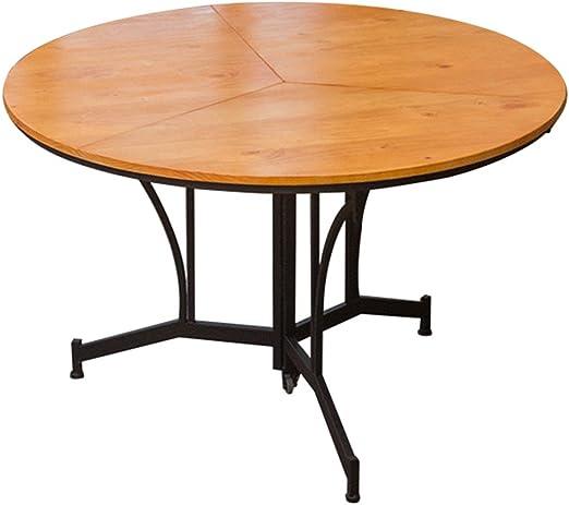 Folding table LVZAIXI Mesa Plegable/Mesita de hogar/Mesa de ...