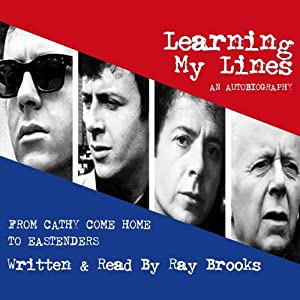 Learning My Lines: An Autobiography Audiobook