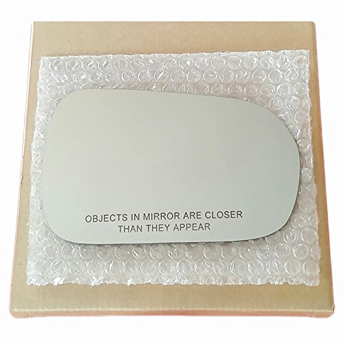 Mirror Glass and Adhesive 98 - 02 Honda Accord Sedan / 01 - 03 Acura CL Passenger Right Side Replacement - 2002 Honda Accord Mirror
