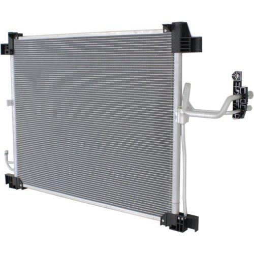 Qx70 14-17 Kool Vue KVAC3772 A//C Condenser for Ex35 08-12